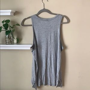 Z Supply Tops - NWT Gray Z Supply Tank Top